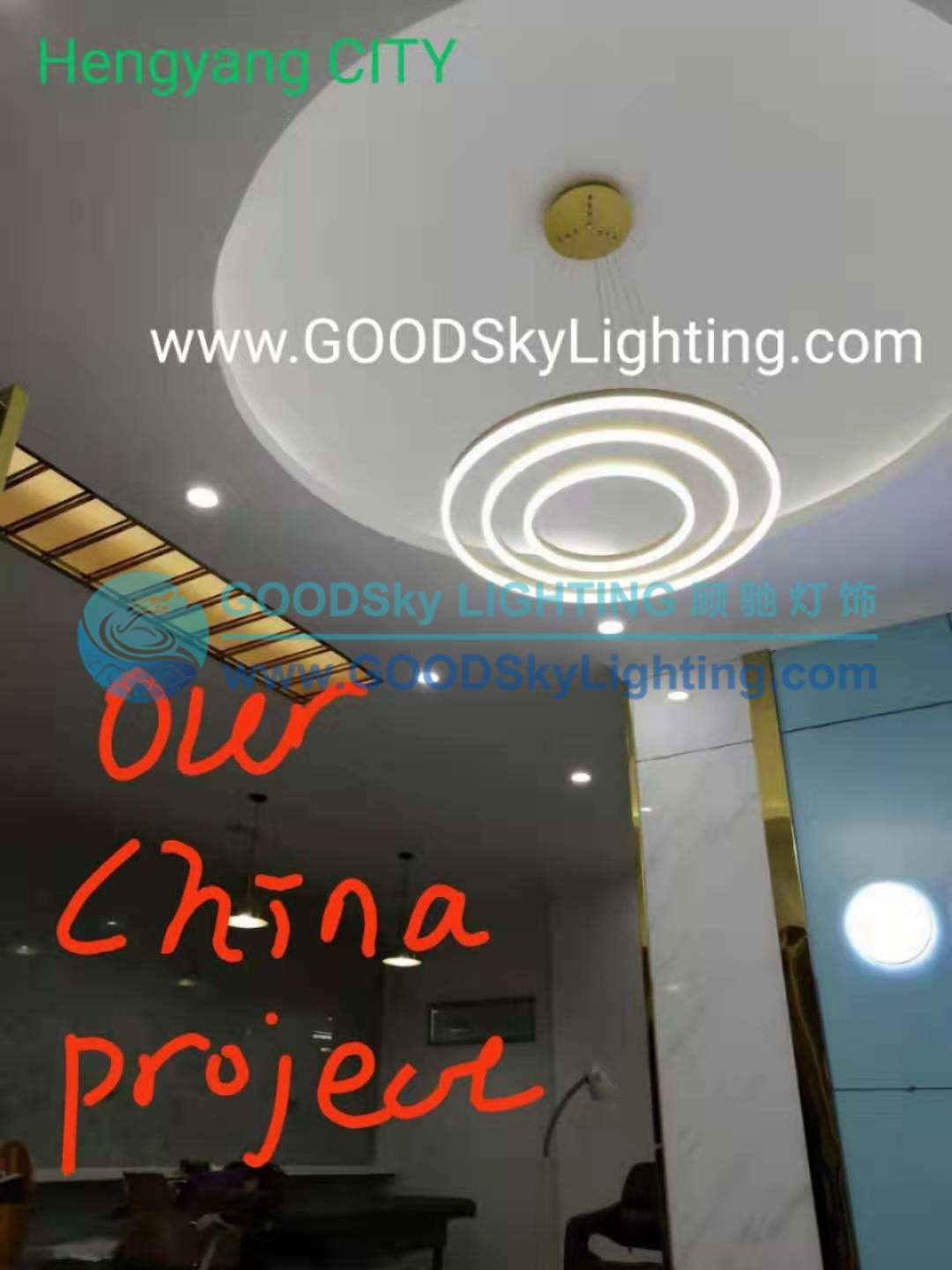 Project Cases-China Projects